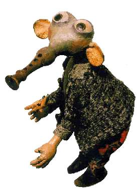 doodoo puppet